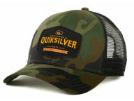 Quiksilver Please Hold Trucker Cap Adjustable Hats