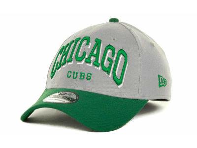 Chicago Cubs MLB Arch Mark Classic St Pats 39THIRTY Cap Hats