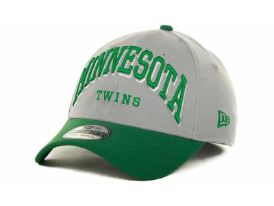 Minnesota Twins MLB Arch Mark Classic St Pats 39THIRTY Cap Hats