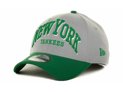 New York Yankees MLB Arch Mark Classic St Pats 39THIRTY Cap Hats