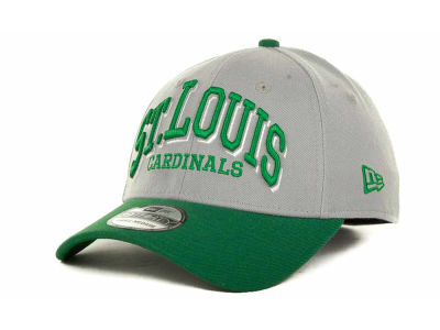 St. Louis Cardinals MLB Arch Mark Classic St Pats 39THIRTY Cap Hats
