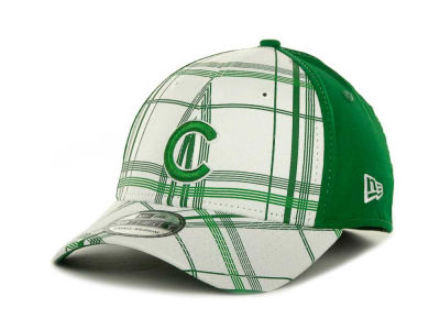Chicago Cubs MLB Plaidtastic St Pats 39THIRTY Cap Hats