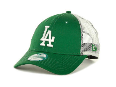 Los Angeles Dodgers MLB Mesh Mode 2 St Pats 9FORTY Cap Hats