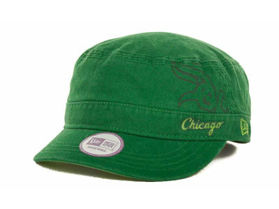 Chicago White Sox MLB Goal 2 Go Military St Pats Cap Hats