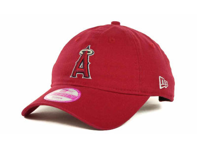 Los Angeles Angels of Anaheim MLB Essential Womens 9FORTY Cap Hats