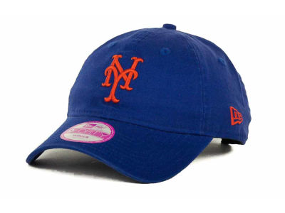 New York Mets MLB Essential Womens 9FORTY Cap Hats