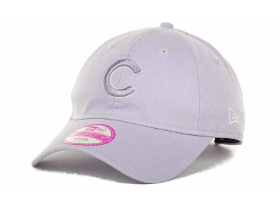 Chicago Cubs MLB Womens Fashion Essential 9FORTY Cap Hats