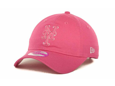 New York Mets MLB Womens Fashion Essential 9FORTY Cap Hats