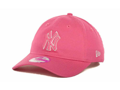 New York Yankees MLB Womens Fashion Essential 9FORTY Cap Hats
