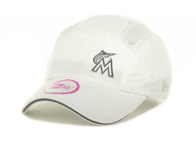 Miami Marlins MLB Rapid Pace Runner 9FORTY Cap Hats