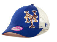 New Era MLB Sequin Shimmer 9FORTY Cap Adjustable Hats