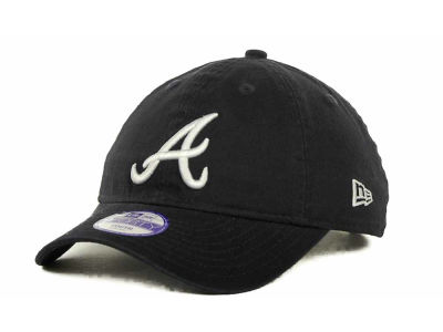 Atlanta Braves MLB Jr Essential 9FORTY Cap Hats