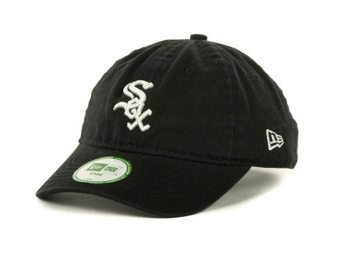Chicago White Sox New Era MLB Jr Essential 9FORTY Cap Hats