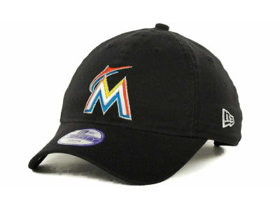 Miami Marlins MLB Jr Essential 9FORTY Cap Hats