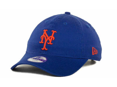 New York Mets MLB Jr Essential 9FORTY Cap Hats