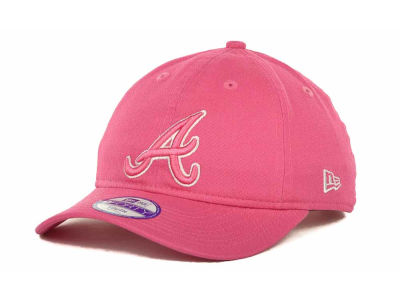 Atlanta Braves MLB Jr Fashion Essential 9FORTY Cap Hats