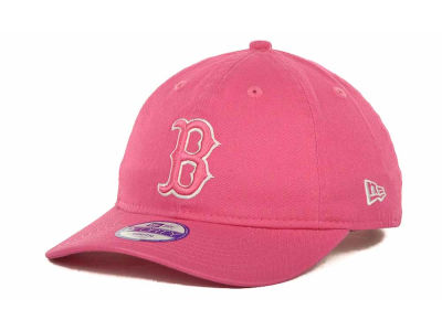 Boston Red Sox MLB Jr Fashion Essential 9FORTY Cap Hats
