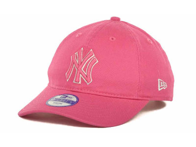 New York Yankees MLB Jr Fashion Essential 9FORTY Cap Hats