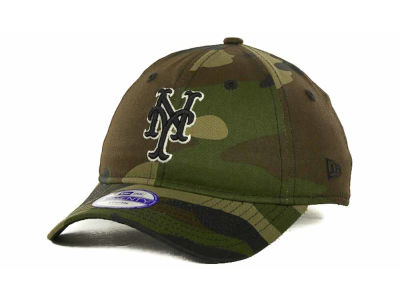 New York Mets MLB Kids Foxhole Repraise 9TWENTY Cap Hats