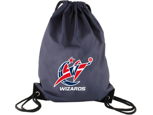Washington Wizards Forever Collectibles Team Drawstring Backpack