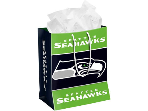 Seattle Seahawks Forever Collectibles Gift Bag-NFL