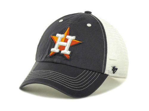 Houston Astros '47 Brand MLB Blue Mountain Franchise Hats