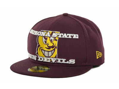 Arizona State Sun Devils NCAA State Insider 59FIFTY Cap Hats