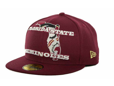 Florida State Seminoles NCAA State Insider 59FIFTY Cap Hats