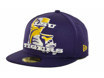 LSU Tigers NCAA State Insider 59FIFTY Cap Hats