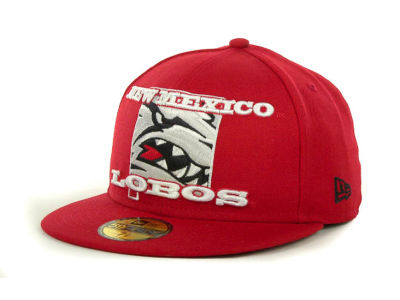 New Mexico Lobos NCAA State Insider 59FIFTY Cap Hats