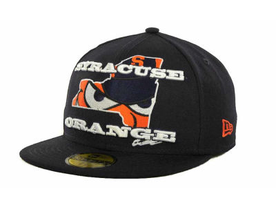 Syracuse Orange NCAA State Insider 59FIFTY Cap Hats