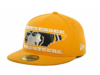 Tennessee Volunteers NCAA State Insider 59FIFTY Cap Hats