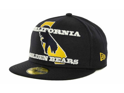 California Golden Bears NCAA State Insider 59FIFTY Cap Hats