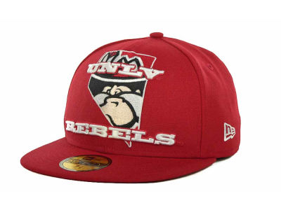 UNLV Runnin Rebels NCAA State Insider 59FIFTY Cap Hats