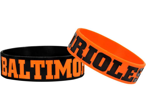 Baltimore Orioles Team Beans 2-pack Phat Bandz