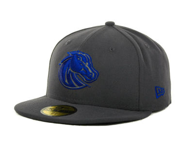 Boise State Broncos NCAA Gray Pop 59FIFTY Cap Hats