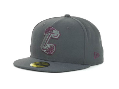 Charleston Cougars NCAA Gray Pop 59FIFTY Cap Hats