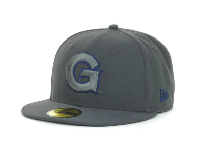 Georgetown Hoyas NCAA Gray Pop 59FIFTY Cap Hats