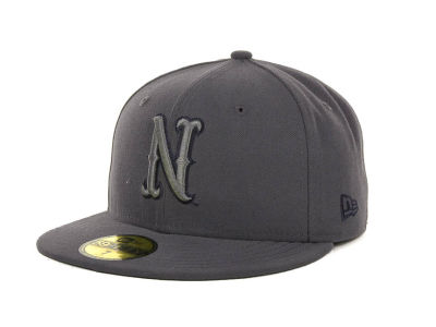 Nevada Wolf Pack NCAA Gray Pop 59FIFTY Cap Hats