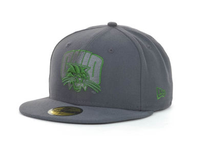 Ohio Bobcats NCAA Gray Pop 59FIFTY Cap Hats