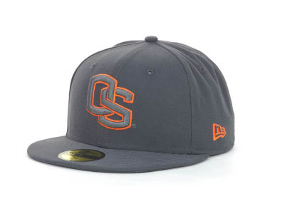 Oregon State Beavers NCAA Gray Pop 59FIFTY Cap Hats
