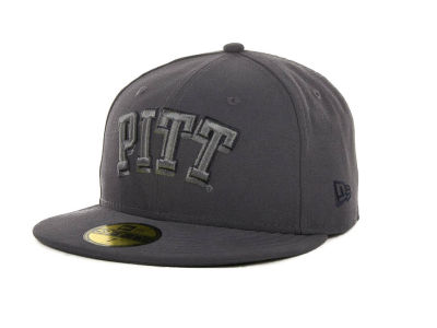 Pittsburgh Panthers NCAA Gray Pop 59FIFTY Cap Hats