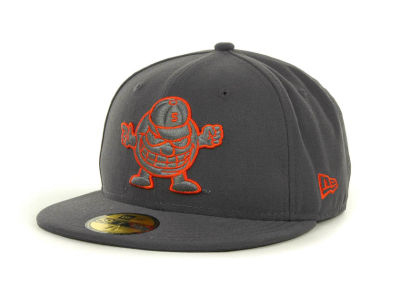 Syracuse Orange NCAA Gray Pop 59FIFTY Cap Hats