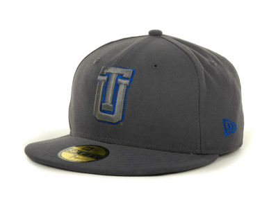 Tulsa Golden Hurricane NCAA Gray Pop 59FIFTY Cap Hats