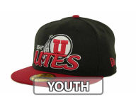 New Era NCAA Youth Tight 59FIFTY Cap Fitted Hats