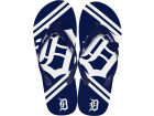 Detroit Tigers Forever Collectibles Big Logo Flip Flop-MLB Knick Knacks