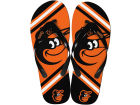 Baltimore Orioles Big Logo Flip Flop-MLB Knick Knacks