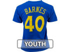 Golden State Warriors Harrison Barnes Profile NBA Youth Name And Number T-Shirt T-Shirts