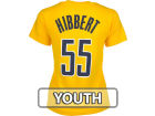 Indiana Pacers Roy Hibbert Profile NBA Youth Name And Number T-Shirt T-Shirts