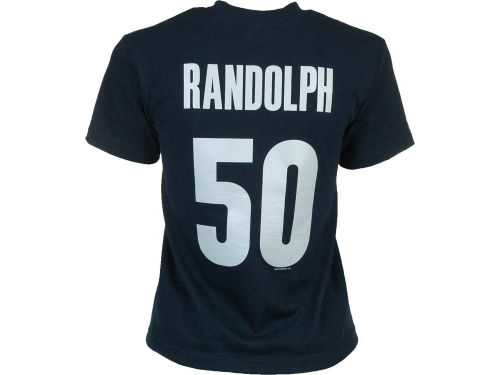 Memphis Grizzlies Zach Randolph Profile NBA Youth Name And Number T-Shirt